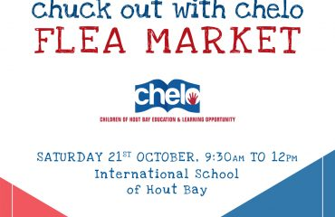 Chuck out with Chelo 2017